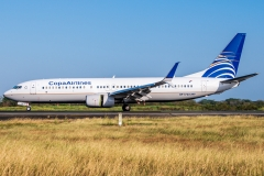 Copa Airlines Boeing 737 HP-1725CMP Tocumen Open Day 2020