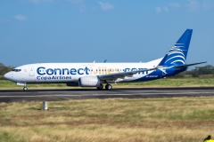 Copa Airlines Boeing 737 HP-1849CMP Tocumen Open Day 2020