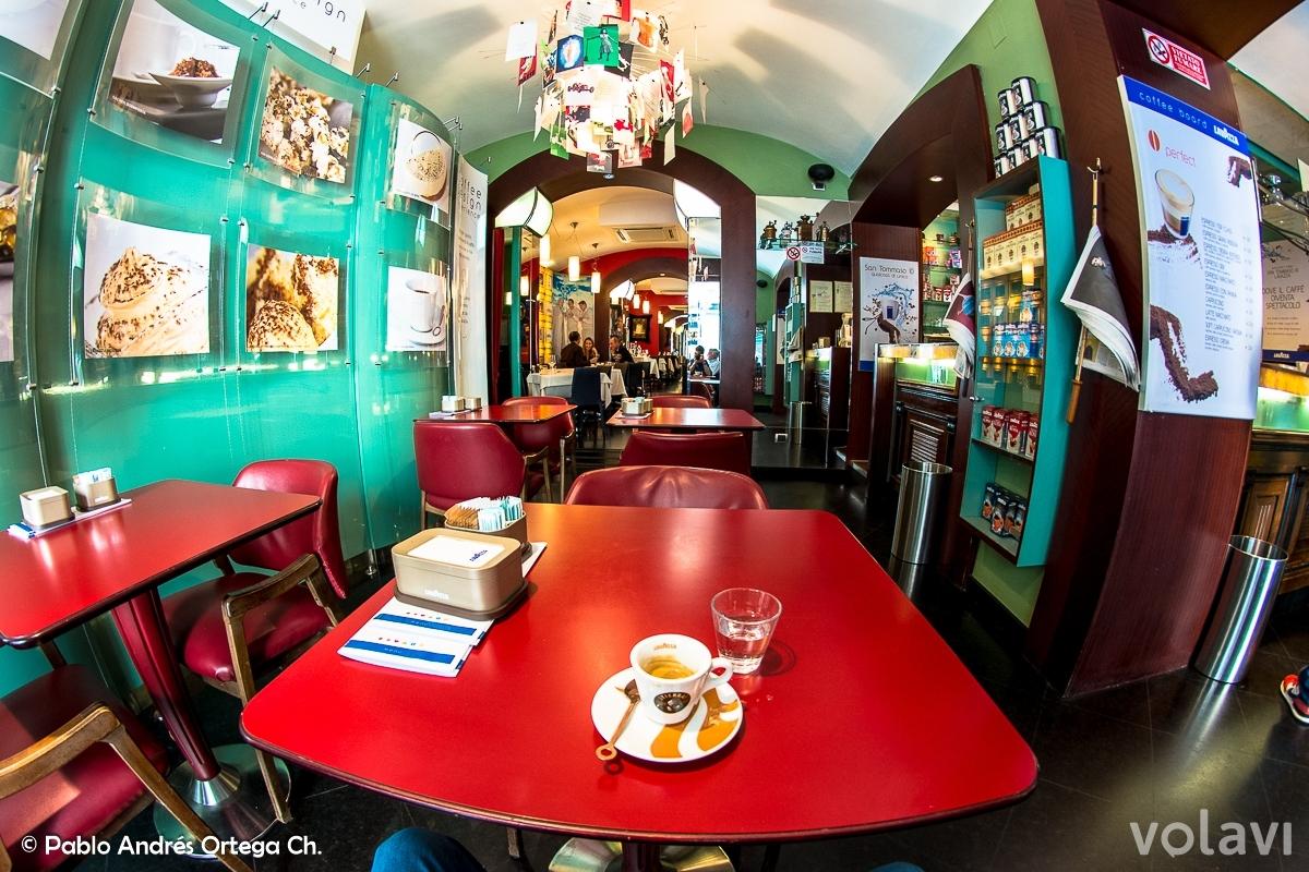 Cafe Lavazza Torino - Vacaciones Cortas en Turín