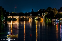 Río Po - Torino - Vacaciones Cortas en Turín