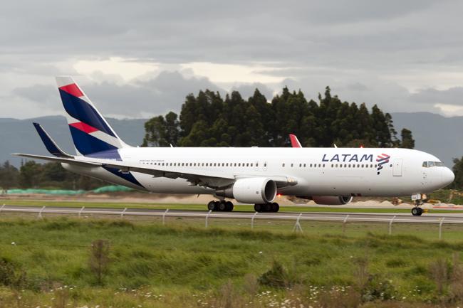Boeing 767-300 de LATAM