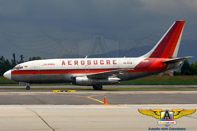 HK-4216 - Aviacol.net El Portal de la Aviación Colombiana
