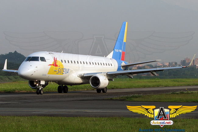 Embraer ERJ-170 de Satena