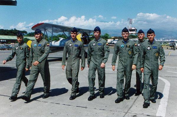 EMAVI Cadetes Fuerza Aérea Virtual - 2003