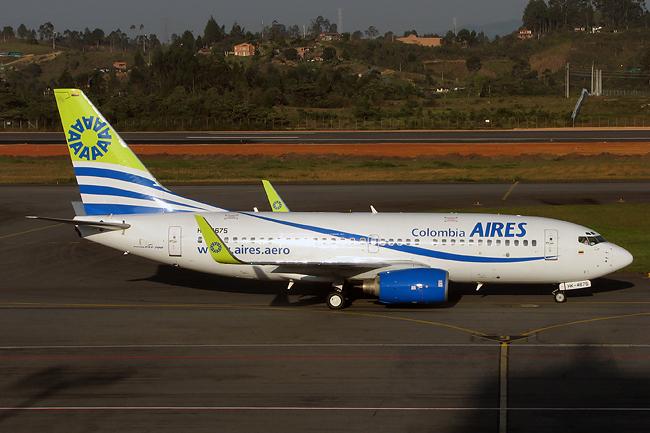 Boeing 737-700 de Aires