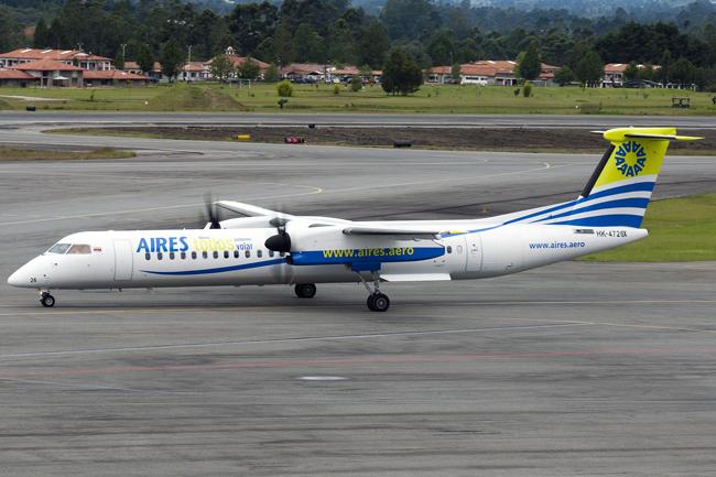 Q400 de Aires