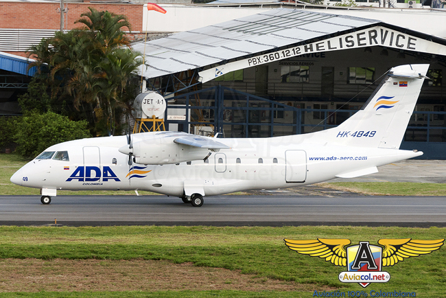ADA - Aerolínea de Antioquia