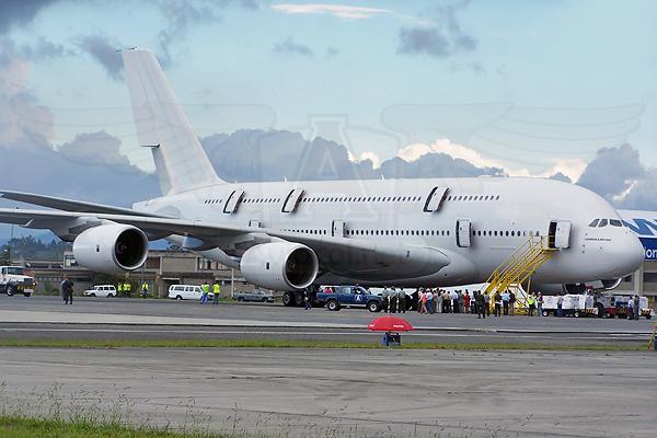 Airbus A380 en Colombia - Aviacol.net