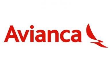 Logo de Avianca.