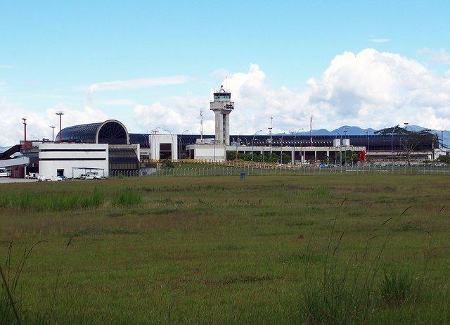 Panoramica Aeropuerto José María Córdova