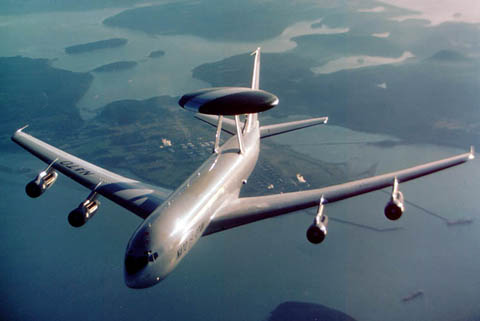 E3 Sentry  -  707 AWACS