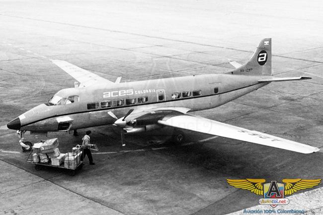 HK-1287 - Aviacol.net El Portal de la Aviación Colombiana
