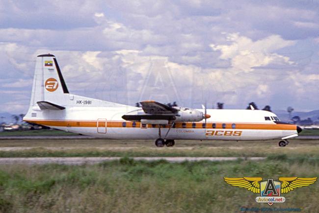 HK-1981 - Aviacol.net El Portal de la Aviación Colombiana