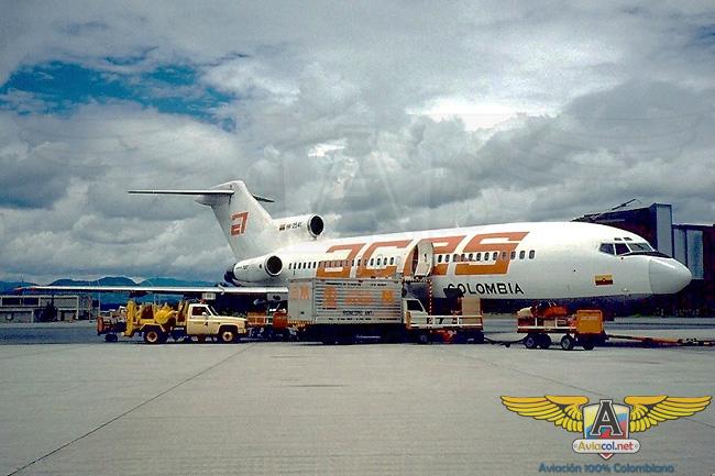 HK-2541 - Aviacol.net El Portal de la Aviación Colombiana