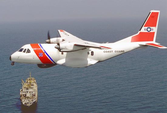 United States Coast Guard CASA CN-235-300CG (HC-144A)