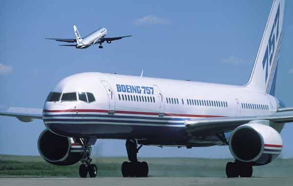 Boeing 757 - Aviacol.net