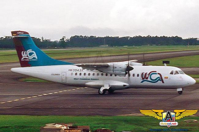 ATR-42 de West Caribbean