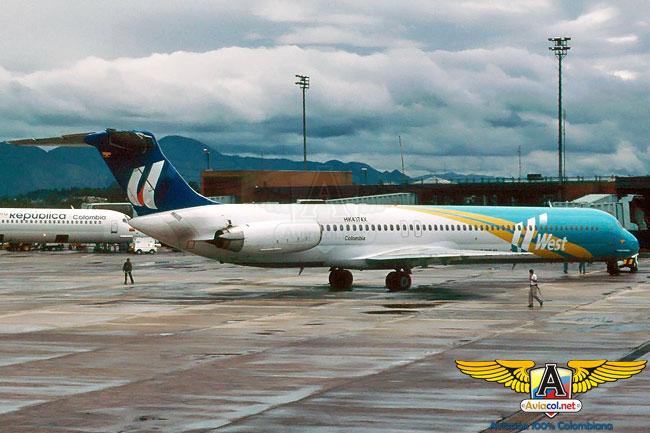 HK-4374-X de West Caribbean