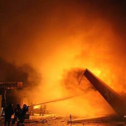 Lugar del accidente - Foto Cortesía de ElPais.com