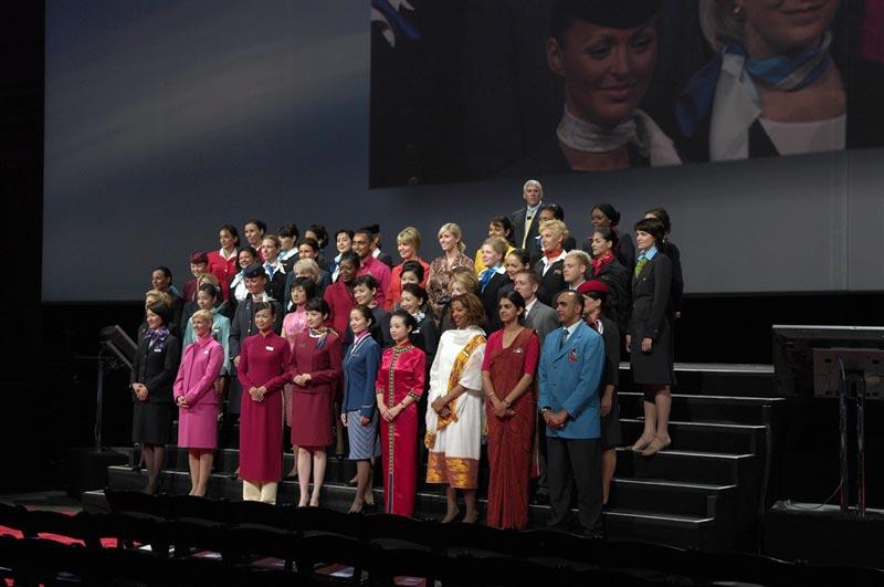 Presentación al público del Boeing 787 Dreamliner - Aviacol.net