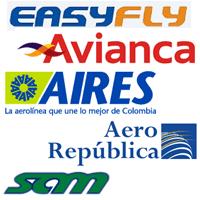 Aerolíneas Colombianas - Aviacol.net