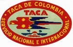 Logo Taca de Colombia - Aviacol.net