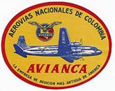 DC-4 de Avianca