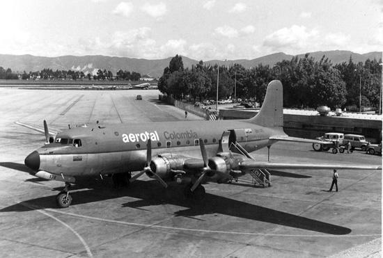 DC-4 de Aerotal