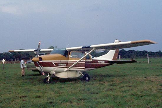 C206 de Aerotal