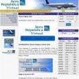 Nuevo Sitio Web AeroRepública Virtual