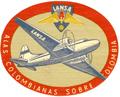 Logo LANSA - Aviacol.net