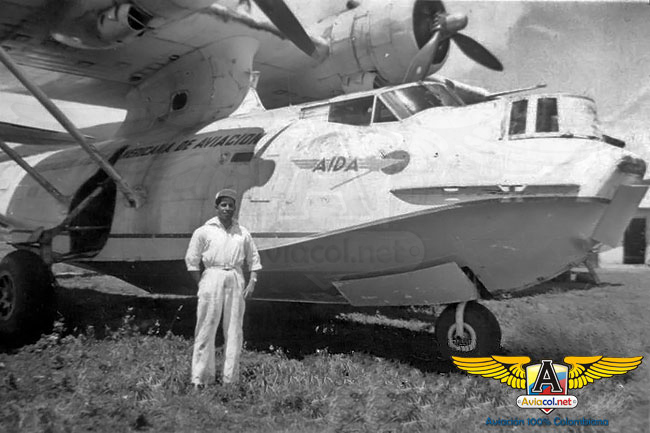 Catalina AIDA - Aviacol.net El Portal de la Aviación Colombiana
