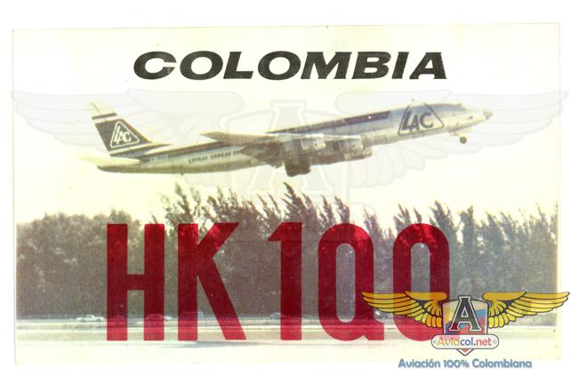 Capitán Germán Olarte - HK-1QQ