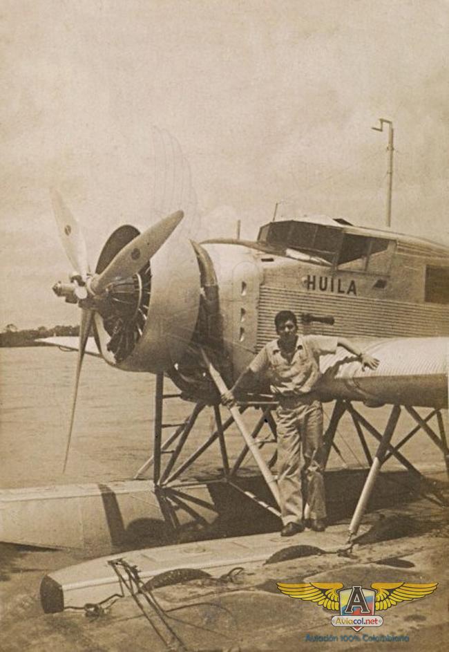 Capitán Germán Olarte