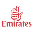 Logo Emirates - Aviacol.net Aviación 100% Colombiana