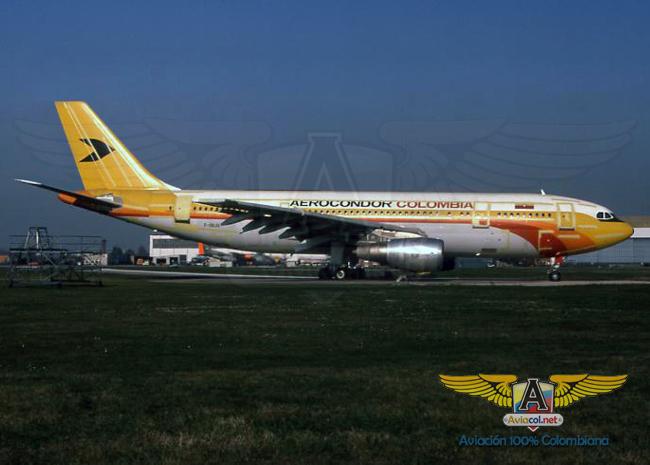 A300B4  F-ODJU