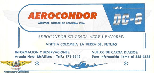 Publicidad DC-6