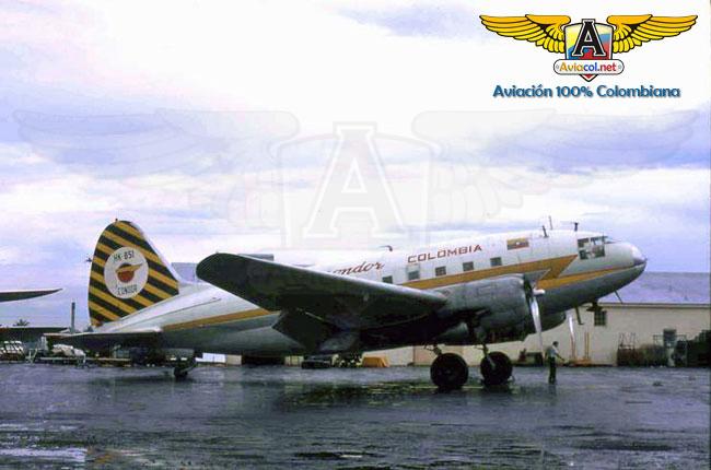 HK-851 Curtiss C-46