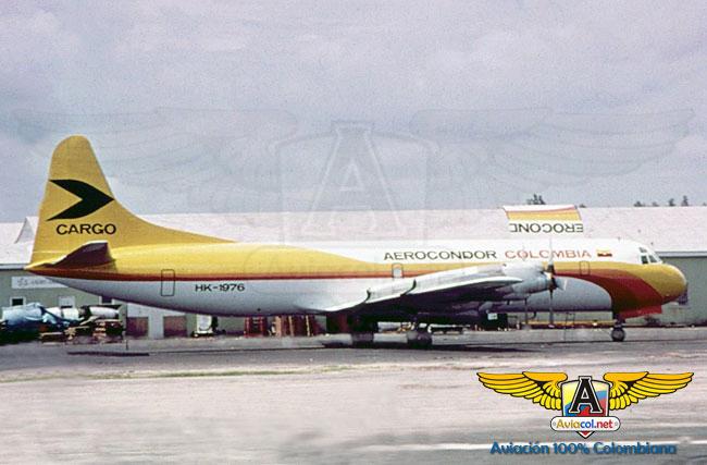 HK-1976 Electra L-188