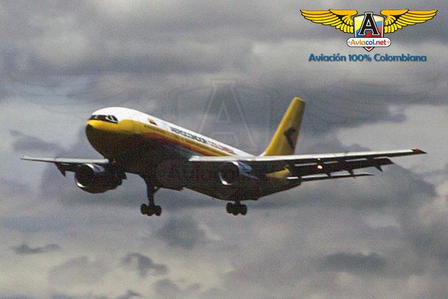 HK-2057 Airbus A300B4