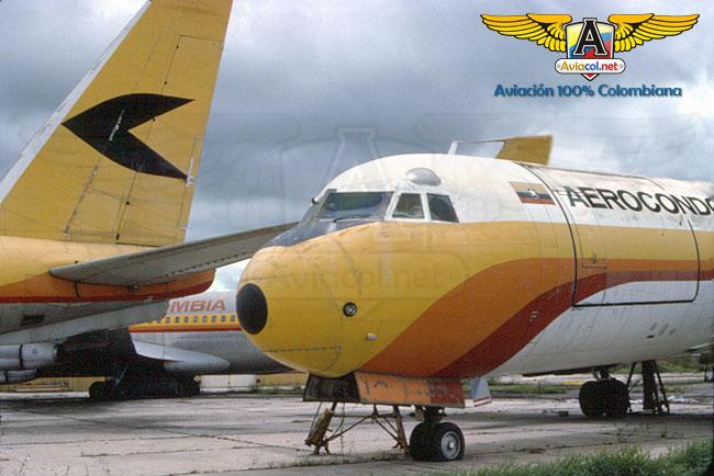 Aerocóndor Barranquilla
