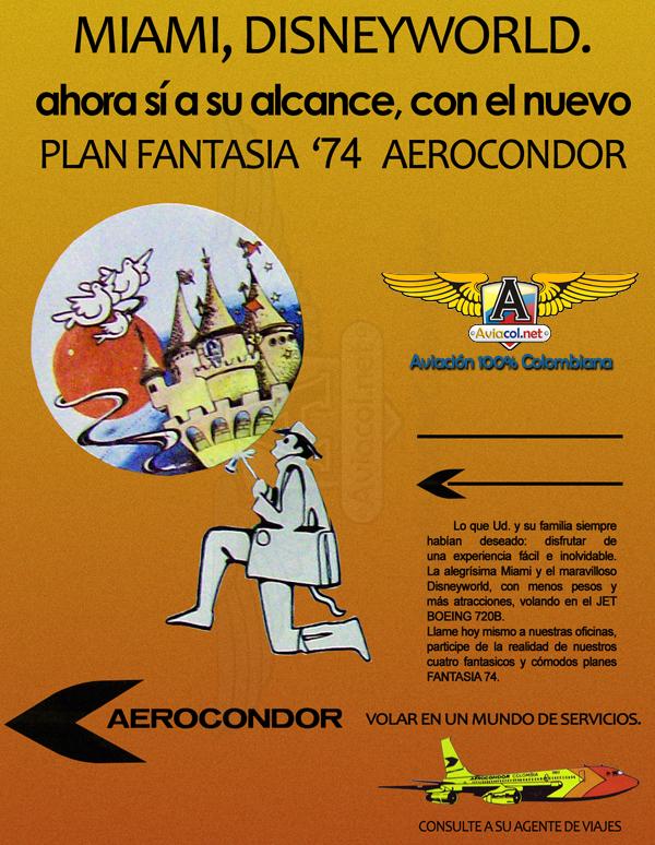 Plan Fantasía 74