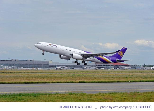 A330-300 Thai Airlines