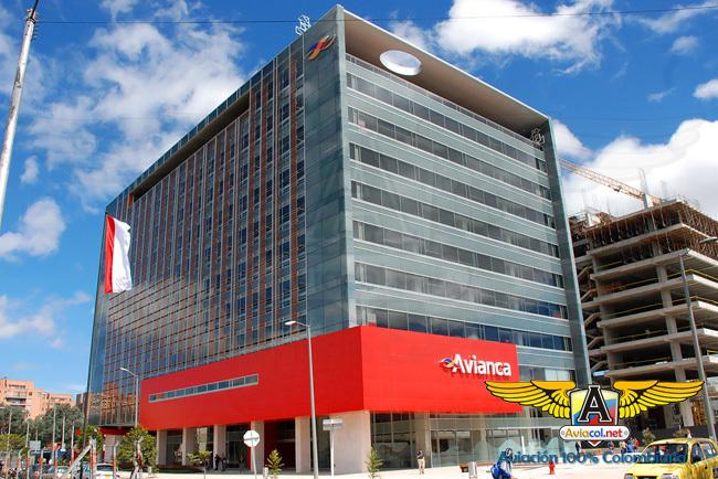 Edificio Nueva Sede Avianca - Aviacol.net