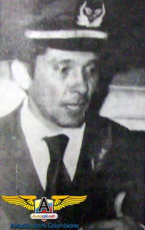 El comandante Hugo Molina