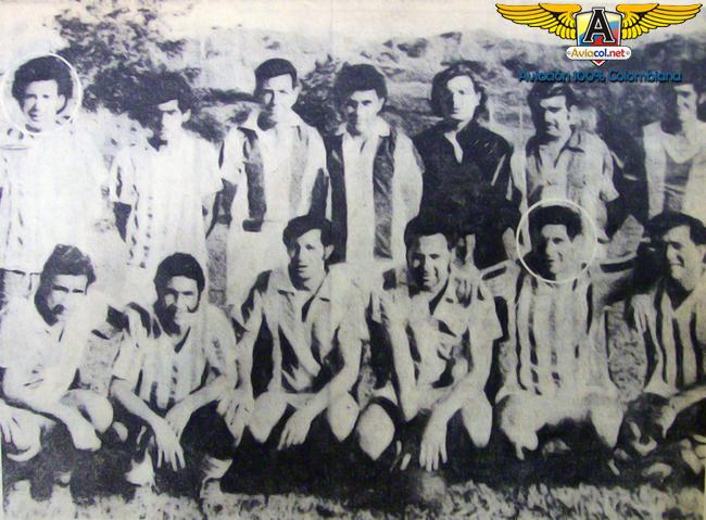 Óscar Eusebio Borja, y Francisco Solano