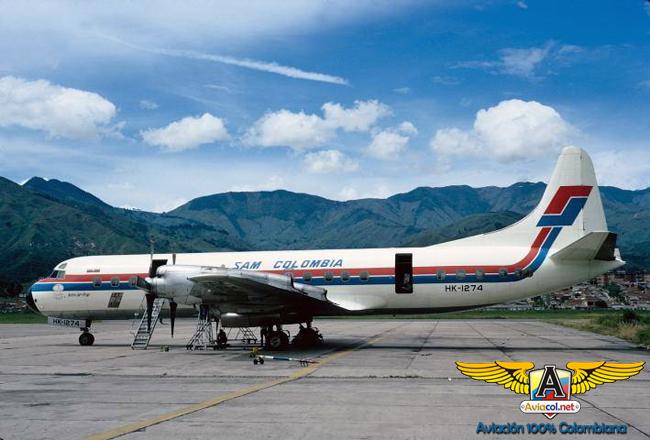 HK-1274, Lockheed L-188 Electra
