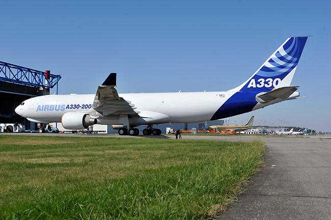 A330-200F Carguero