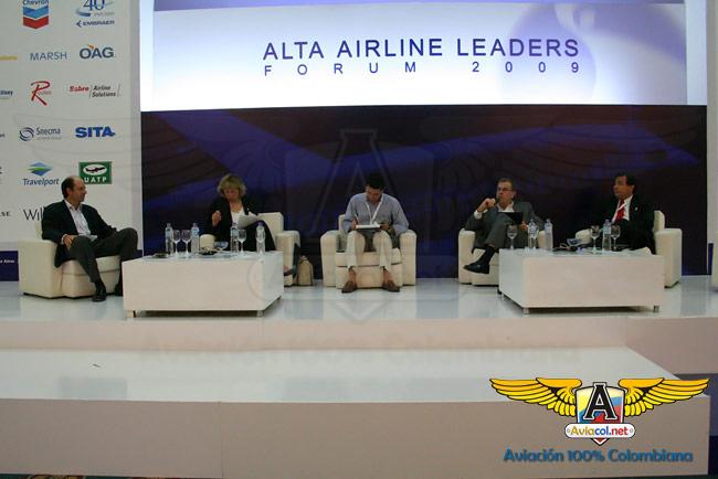 ALTA Airline Leaders Forum 2009 - Cartagena