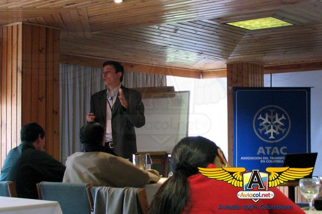 Primer Seminario Taller Periodistas ATAC - Andrés Figueredo